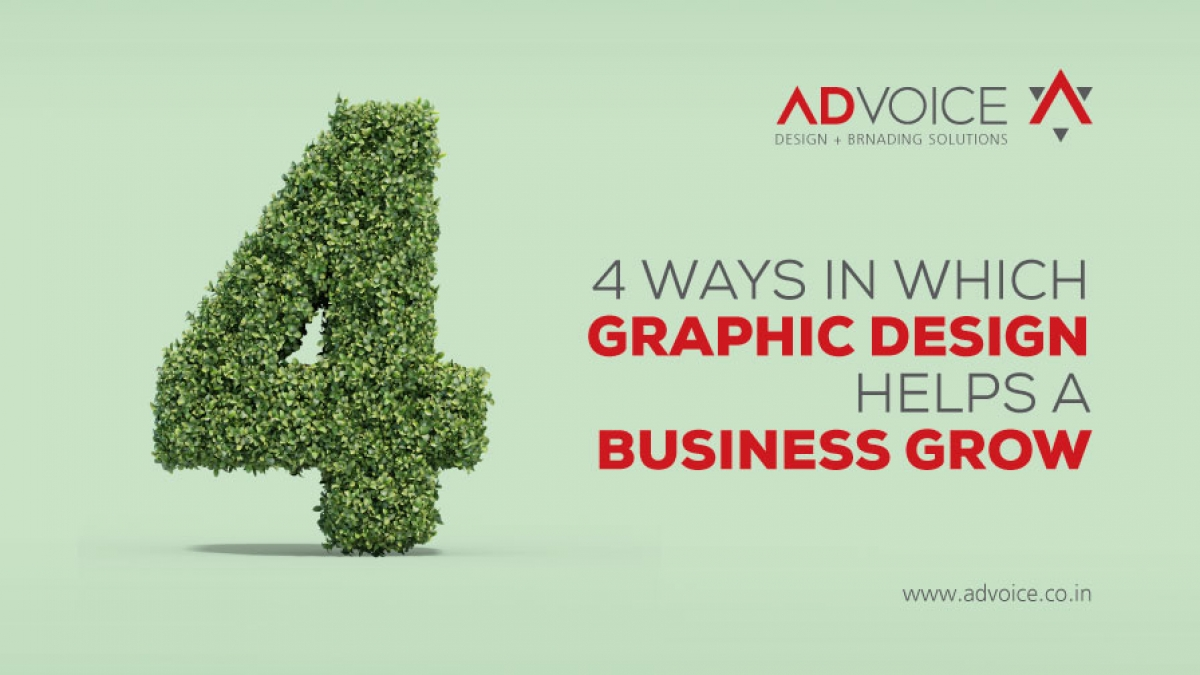 Graphic Design Helps a Business Grow