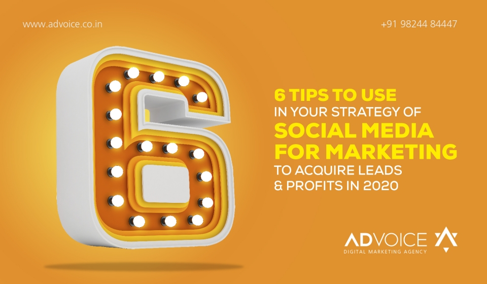 Tips to Use in Strategy of Social Media Marketing