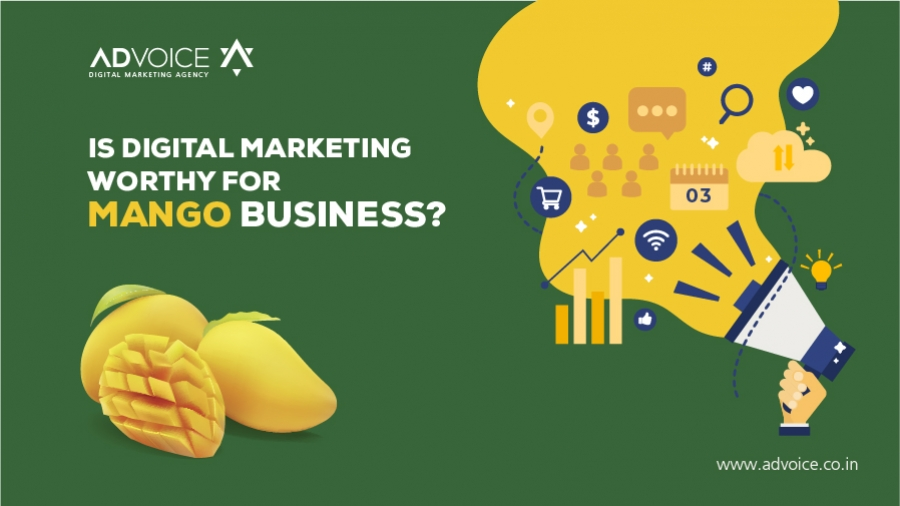 Digital Marketing for Mango Business