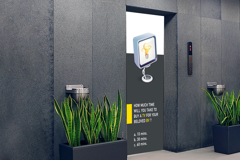 Lift Area Panel