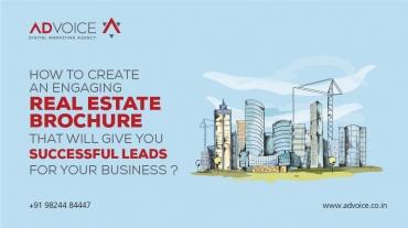 Engaging Real Estate Brochure Design