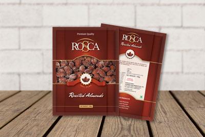 nut packaging design