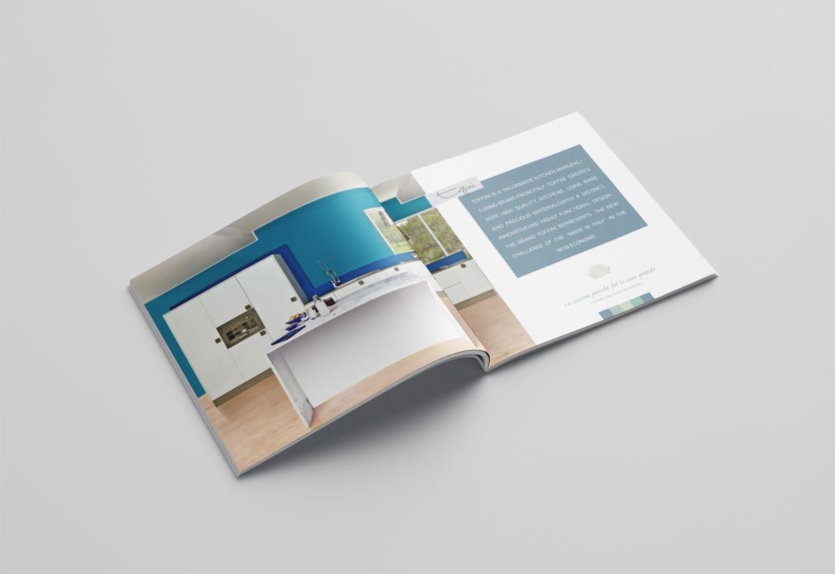 Toffini Brochure Designe of Designer Kitchen 02