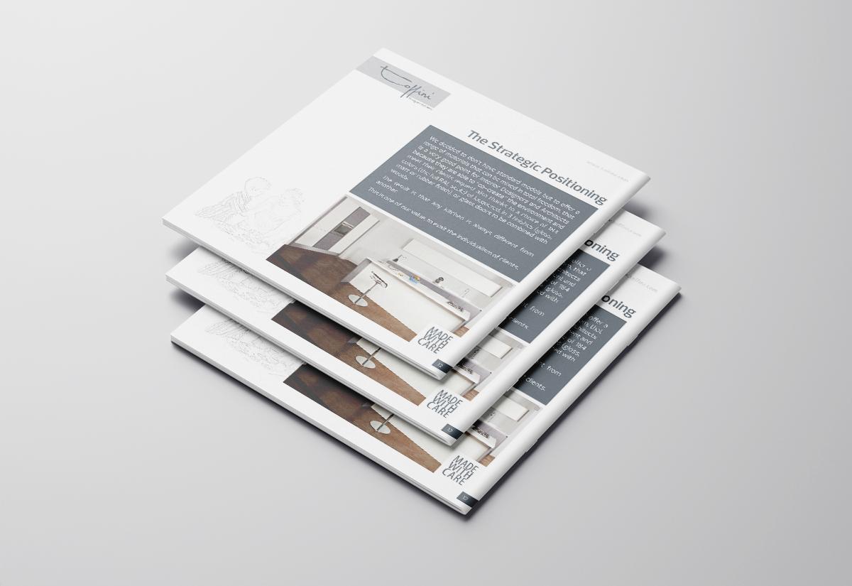 Toffini Brochure Designe of Designer Kitchen 05