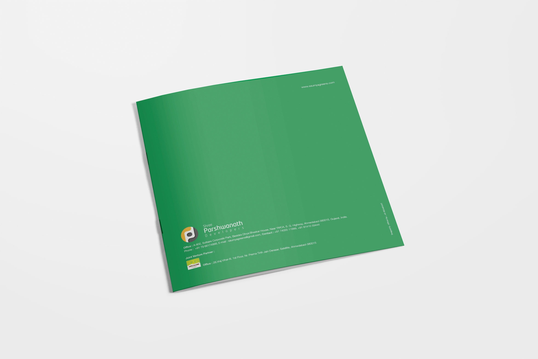 Real estate Brochure Saumya Greens